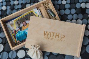 Tastbare herinnering - de Memory Box